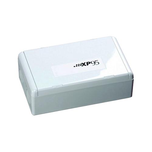 Apollo XP95 Output Unit with Isolator (White)