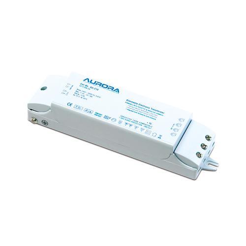 Aurora Lighting 50-210W/VA Premium Electronic Transformer (White)