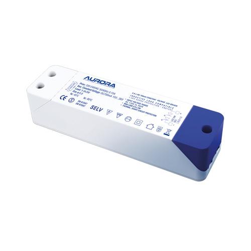 Aurora 16W 24V DC Constant Voltage LED Driver (Blue)