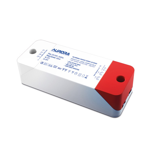 Aurora 1-18W Dimmable 350mA Constant Current LED Driver (Red)