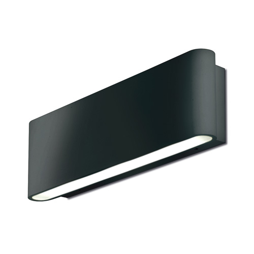 Aurora External Wall Lights : IP65 Mains HID Wall Light, Wall Lighting, AU-WAL511BLK, Aurora Lighting UK
