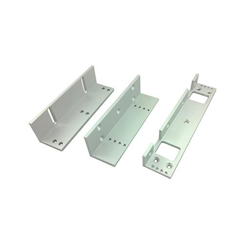 CDVI Z and L Bracket for 300-400KG Magnets (Stainless Steel)