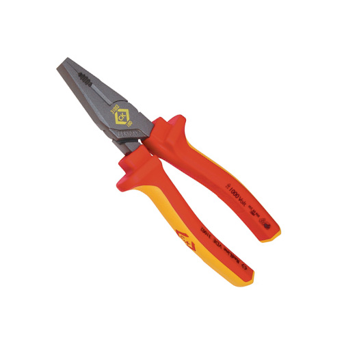 CK Tools Redline VDE 165mm Combination Pliers (Red)