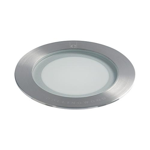 Collingwood 3W LED Ground/Marker Light (Stainless Steel)