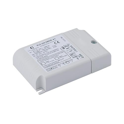 Collingwood 1-10V Series Dimmable LED Driver (White)