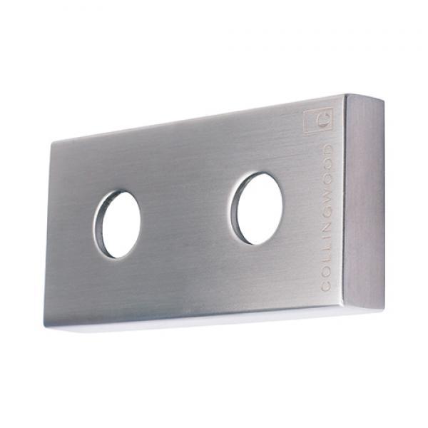 Collingwood 30 Degree Wedge Bracket (Silver)