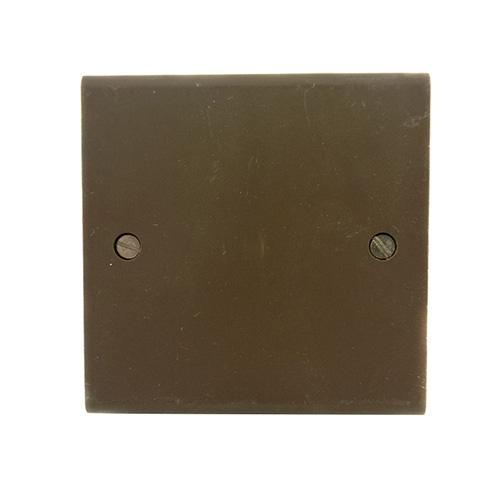 CQR 8 Way Junction Box (Brown)