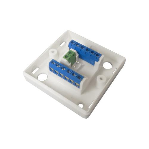 CQR 8 Way Junction Box (White)