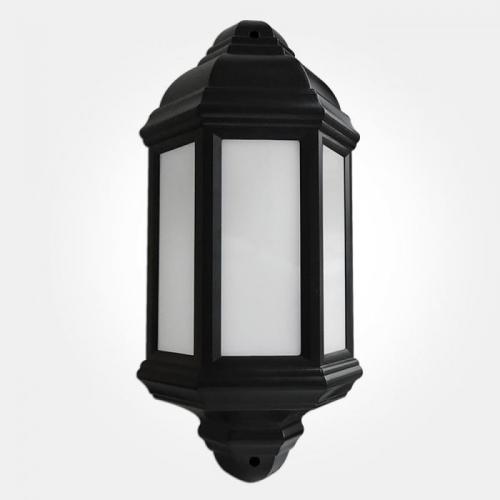Eterna 7W Led Half Lantern (Black)