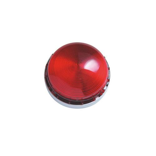 Fike Twinflex Flash Point - Domed (Red)