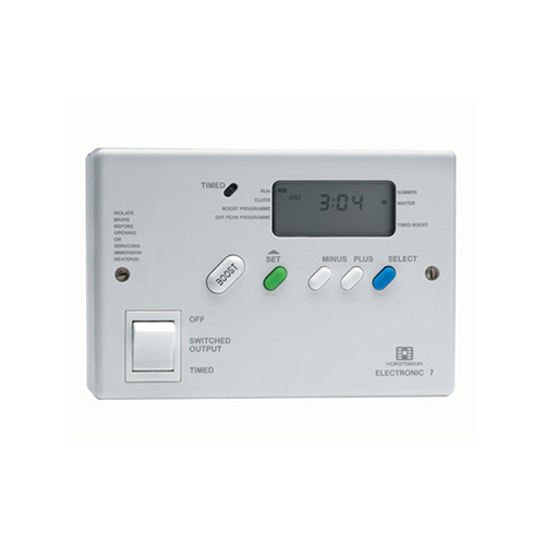 Horstmann Electronic 7 Immersion Heater Control (White)