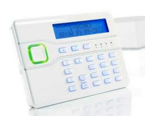 Scantronic I-ON16 Wireless Burglar Alarm Control Panel