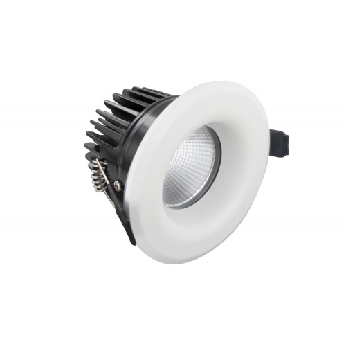 integral 9w fire rated downlight led cob downlight ildlfr70a008 uk. Black Bedroom Furniture Sets. Home Design Ideas