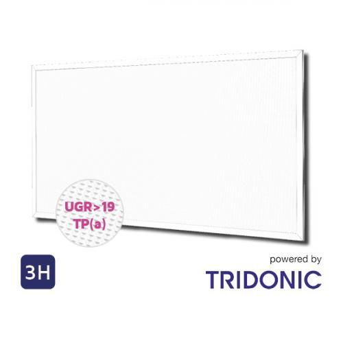 NET LED Kingston UGR 19 Tri-colour Pnl 1200x600 50W Tp(a) Standard