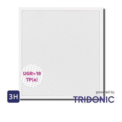 NET LED Kingston UGR 19 Tri-colour Pnl 600x600 30W Tp(a) Emergency