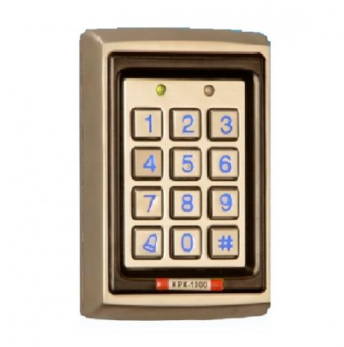 RGL KPX1000 Anti-Vandal Keypad With Proximity