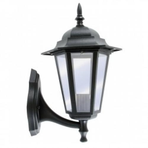 Eterna IP44 Outdoor Wall Lantern (Black)