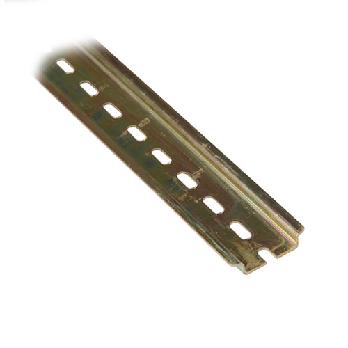 Lewden DIN Rail (Brass)
