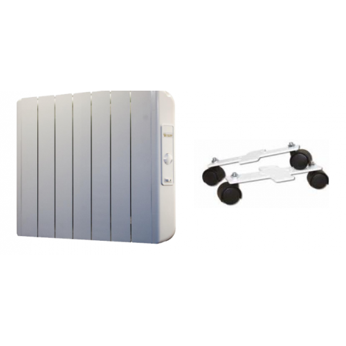 Farho Eco Ultra 1330W 8 Element Heater (White)