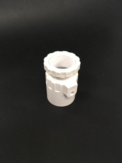 MITA PMA25W 25mm Conduit Male Adaptor (White)