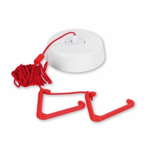 C-Tec Ceiling Pull Unit (Red)