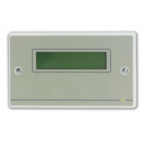 C-Tec Quantec Corridor Display - No Controls (White)