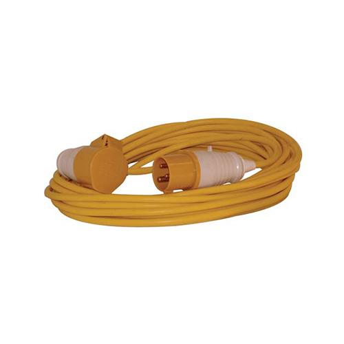 Red Arrow 14 Metre Artic Cable (Yellow)