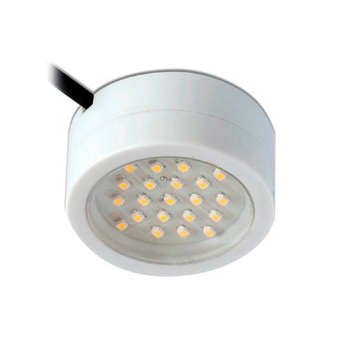 Robus 2W Mains Voltage LED Cabinet Light (White)