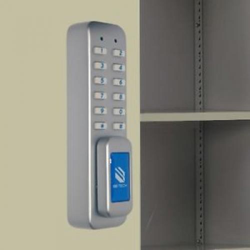Cyber Digital Locker Code Lock Ideal for Cabinets, Lockers & Cupboards ASL1800