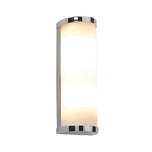 Ice double ip44 28w light wall lighting indoor 39363 saxby saxby lighting ice double ip44 28w wall light chrome aloadofball Images