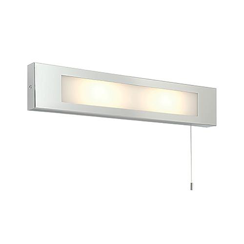 Panello wall light with shaver socket lighting 39913 saxby saxby lighting panello 25w shaver socket with light chrome aloadofball Gallery