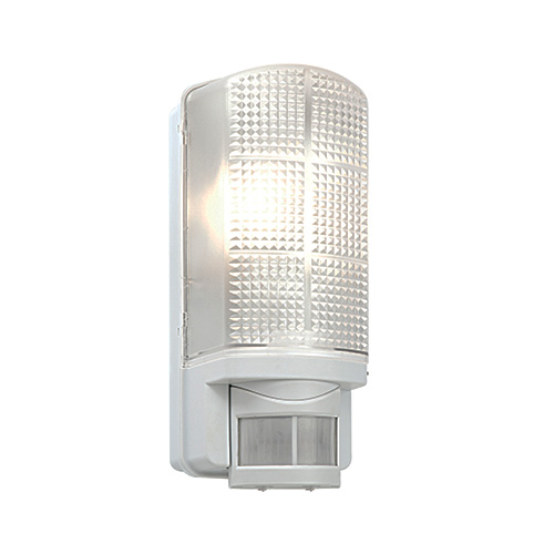 Motion ip44 60w light automatic lights indoor 48740 saxby saxby lighting motion ip44 60w pir bulkhead gloss white mozeypictures Image collections