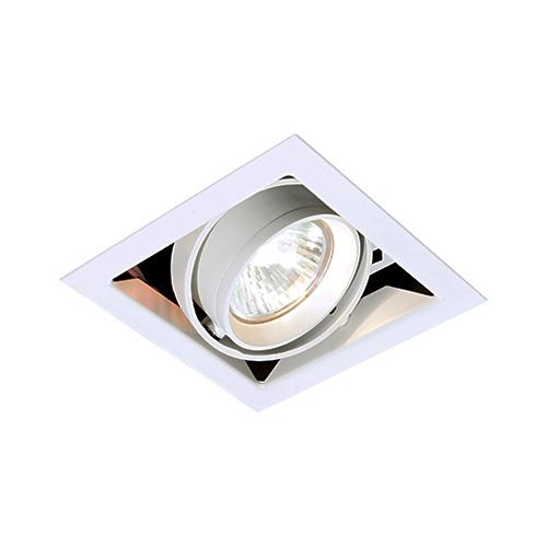 Mr16 Led Downlights Uk: Box MR16 Single 50W, MR16 Lamps, Downlight, MR00102, Saxby