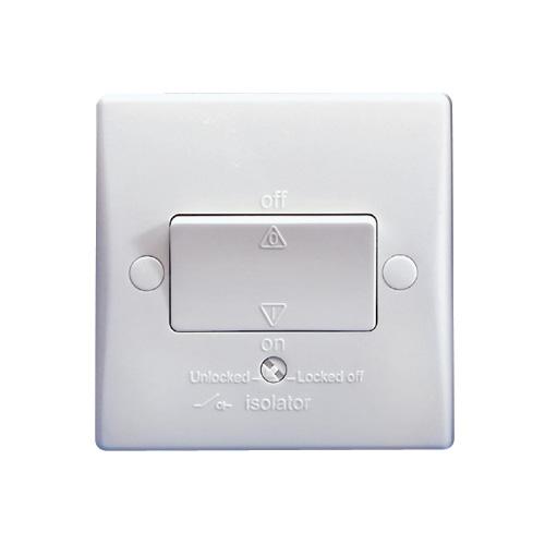 1g 3 pole key isolator wiring accessories gu1013 schneider rh directtradesupplies co uk SF Wiring Accessories Marine Wiring Accessories