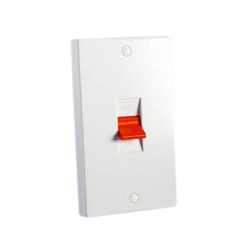 45a Dp 2g Switch  Wiring Accessories  Gu4020  Schneider