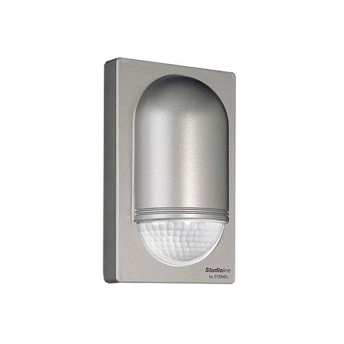 Steinel IS2180-5 Wall Mount Infra-Red Motion Detector (Stainless Steel)