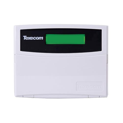 Texecom Speech and Text Dialler (White)