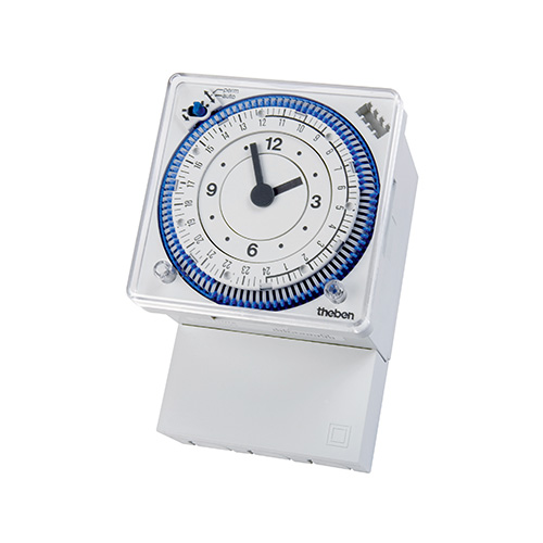 Timeguard 24 Hour Electro Mechanical Time Controller (White)