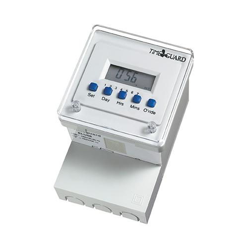 Timeguard 7 Day Electronic Time Controller (White)