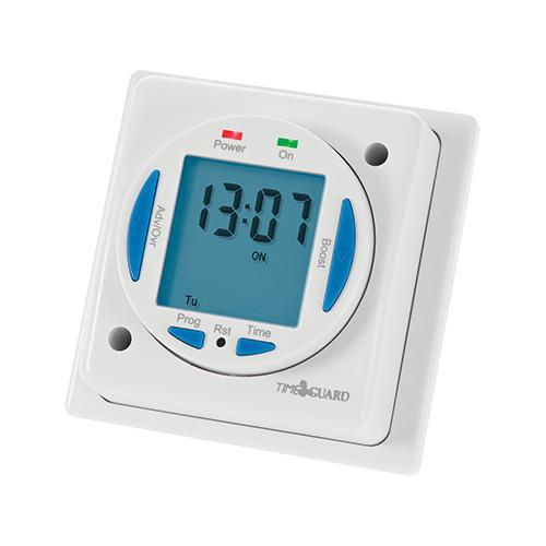 Timeguard 24 Hour/7 Day Electronic Timeswitch (White)
