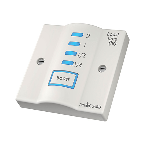 Timeguard Boostmaster 2 Hour Electronic Boost Timer (White)
