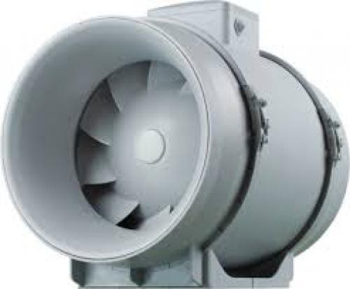 Monsoon  UMD100-PRO 100mm Mixed Flow Fan (Grey)