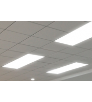 Integral 1200x300 Edge Lit Panel 33W 3330Lumens 6500k 101Lm/W Dimensions 1195x295x10.5mm (Cool Daylight)