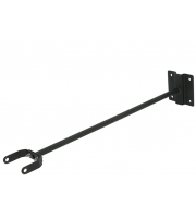 Saxby Lighting Zyra extension arm (Black)