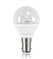 3.4W Integral Non-Dimmable B15 2700k (Warm White)