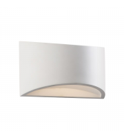 Saxby Toko 1lt 200mm Wall 3W Warm White
