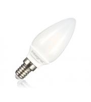 Integral E14 250Lumens 3.6W Eq. to 25W 2700k 80cri 290 Frosted (Warm White)