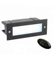 Saxby Lighting Seina RGB IP44 4.5W SW rgb  (Black)