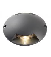 Saxby Lighting Islay Twin IP65 1W LED Ground Light (Matt Anthracite)