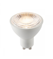 Endon GU10 LED SMD dimmable 7W warm white  (White)
